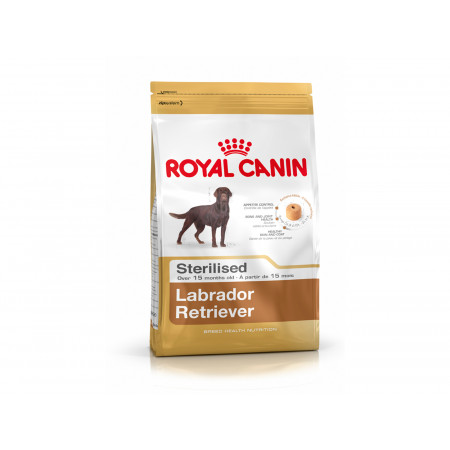 Croquette chien labrador sterilised 12kg ROYAL CANIN