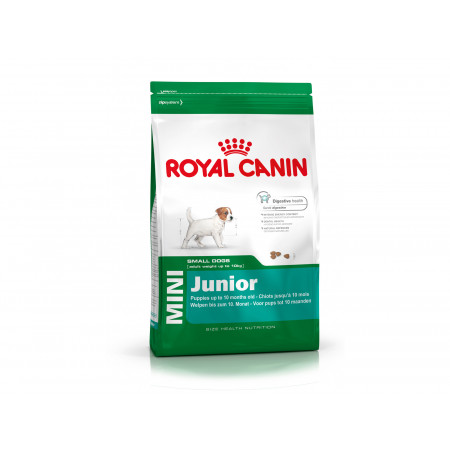 Croquette chien mini junior 8kg ROYAL CANIN