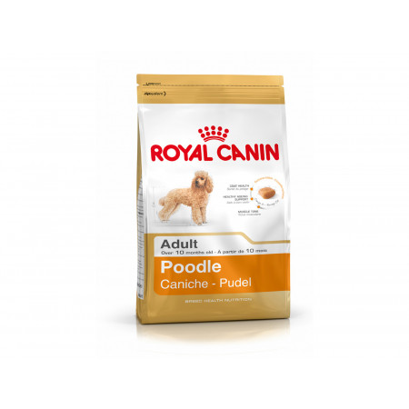 Croquettes Caniche adulte ROYAL CANIN 1.5kg