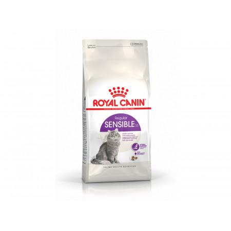 Croquettes chat à sensibilité digestive ROYALCANIN 10kg