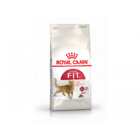 Croquettes chat adulte Fit32 feline ROYAL CANIN 400g