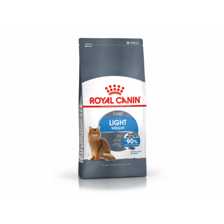 Croquettes chat adulte Light Weight Care ROYALCANIN 3kg