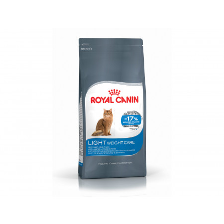Croquettes chat adulte Light Weight Care ROYAL CANIN 400g