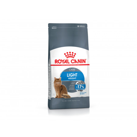 Croquettes chat adulte Light Weight Care ROYALCANIN 8kg