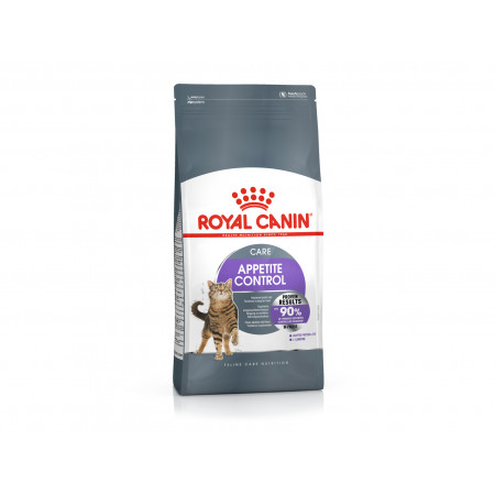 Croquettes chat Appetite control Care ROYAL CANIN 2kg
