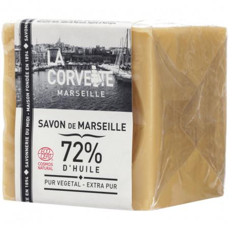 Savon de Marseille 72% 200g LA CORVETTE