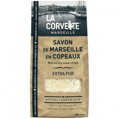 Copeaux de savon de Marseille extra pur 750g LA CORVETTE