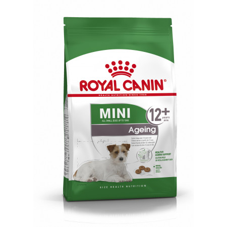 Croquettes chien Mini Ageing 12+ ROYAL CANIN 3,5kg