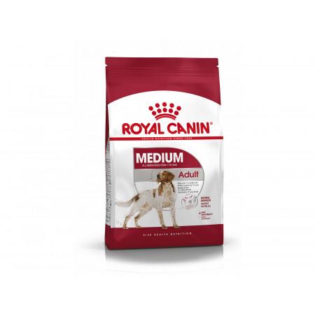 Croquettes chien moyen adulte ROYALCANIN 15kg