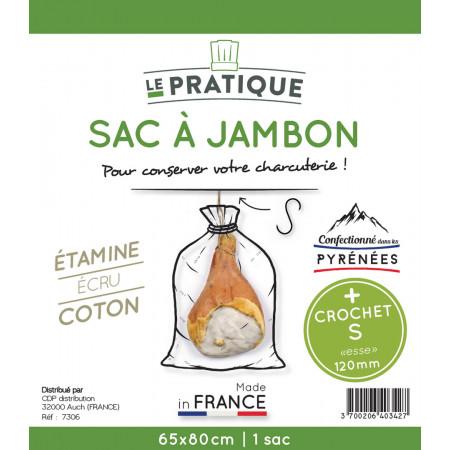Sac à jambon et crochet S120 - LE PARFAIT