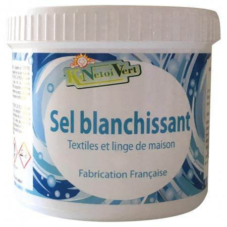 Sel blanchissant textiles 500G