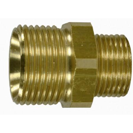 Adaptateur M/M 22X150 DIN/GAZ