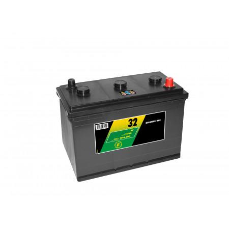 Batterie N°32 6V 140AH/900A