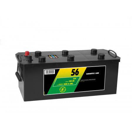 Batterie N°56 12V 135AH/1000A
