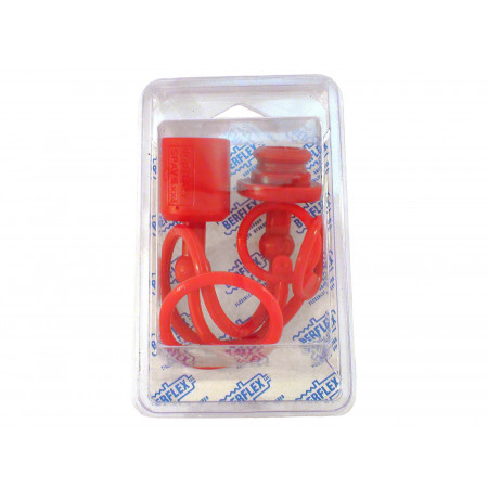 Bouchon plastique pour coupleur