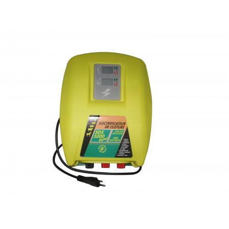 Electrificateur Digital sur secteur SDX 5000 230V 6J