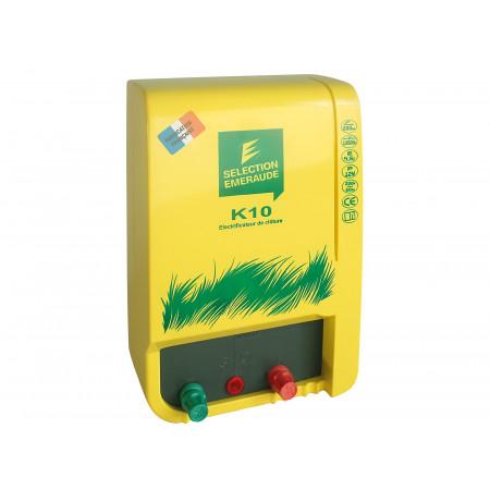 Electrificateur sur secteur K10 SE 10000V 4.5J