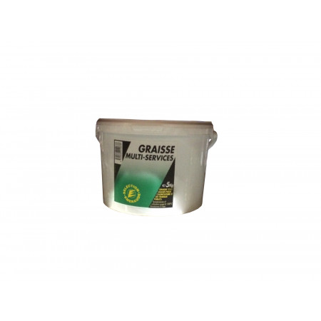 Graisse Multiservices 5Kg Seau