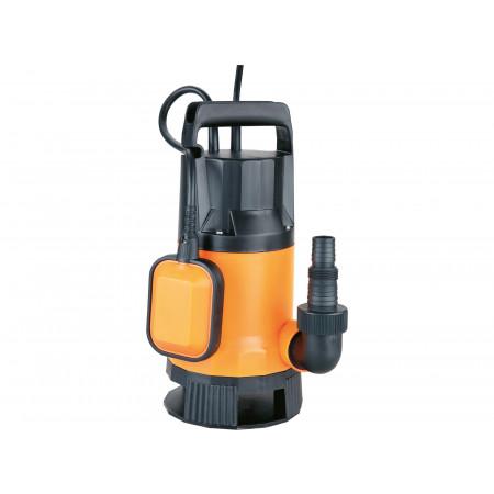 Pompe vide cave eau chargée 550W