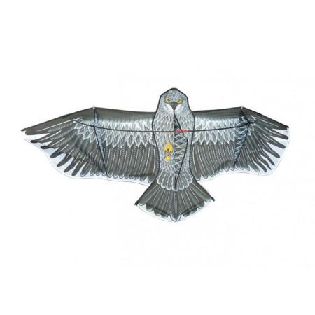 Cerf-volant effaroucheur 1.8m aigle