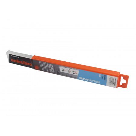 Electrodes Inox 29/9 2,50 x 300 mm 12 pièces SELECTARC