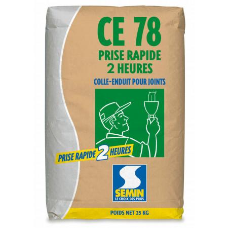 Colle-enduit CE 78 2h 5kg