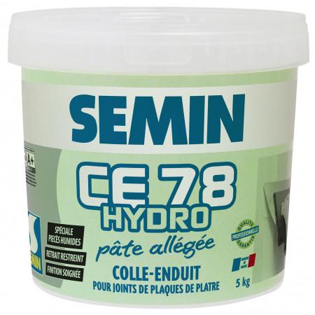 Colle-enduit CE 78 hydro pâte 5 kg