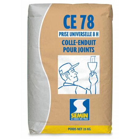 Enduit CE78 prise universelle 25kg