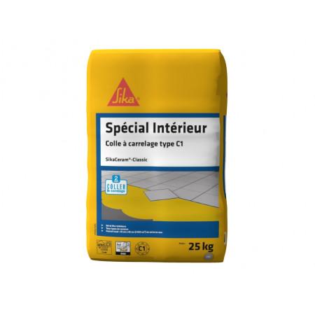 Colle carrelage type C1 SikaCeram® Classic 25kg