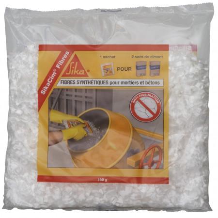 Fibres synthétiques micro-béton et mortier SIKACIM® FIBRES