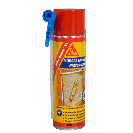 Mousse expansive SIKA Boom® XL 400ml