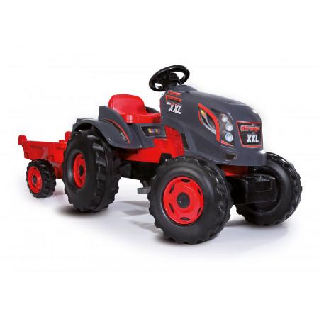 Tracteur à pédales Stronger XXL SMOBY