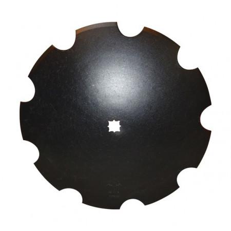Disque crénelé 510x4mm ADAPTABLE