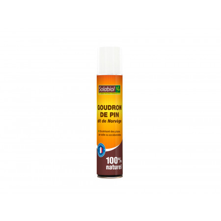 Aérosol goudron de pin 200ml SOLABIOL