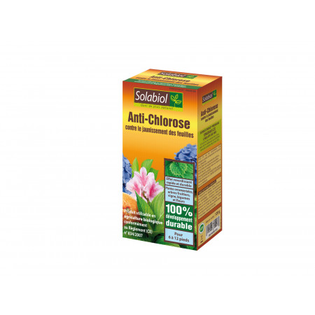 Anti-chlorose 120gr SOLABIOL