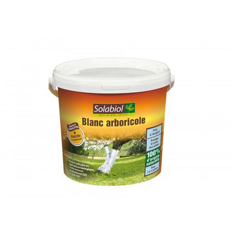 Blanc arboricole naturel pour tronc 1L SOLABIOL