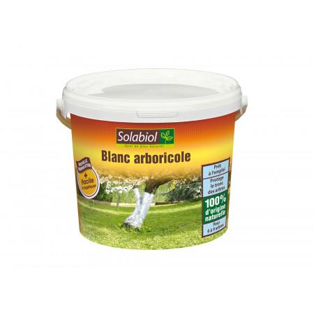 Blanc arboricole naturel pour tronc 3L SOLABIOL