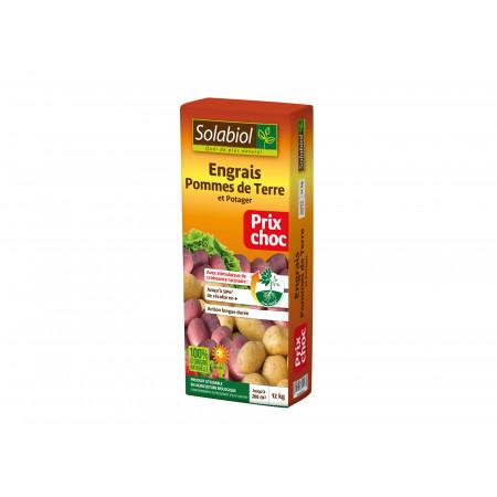 Engrais naturel pomme de terre 12kg
