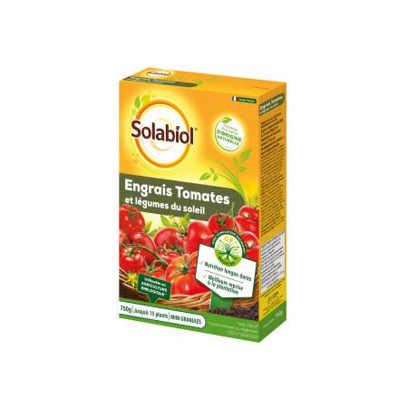 Engrais naturel tomates 750g SOLABIOL