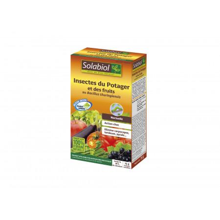Insecticide fruit et potager SOLABIOL