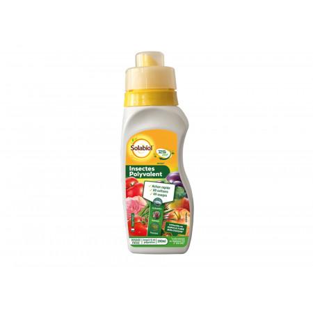 Insecticide végétaux polyvalent 200ml SOLABIOL