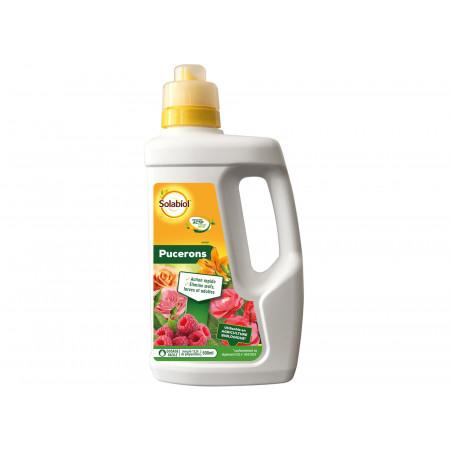 Insecticide végétaux pucerons 500ml SOLABIOL
