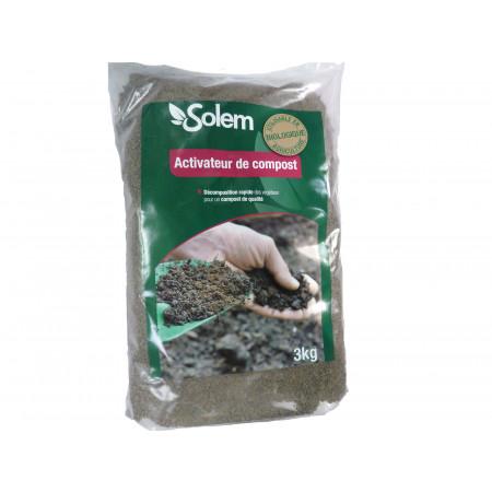 Activateur de compost 3kg SOLEM