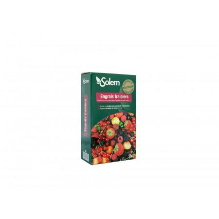 Engrais fraisier 1kg SOLEM