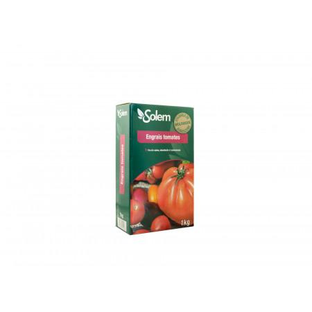 Engrais tomates 1kg SOLEM