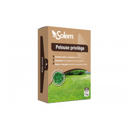 Pelouse Privilège SOLEM 1kg