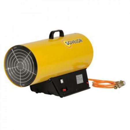 Chauffage air pulsé au gaz
