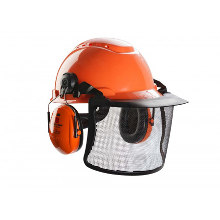 Casque forestier Peltor SOLIDUR