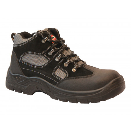 Chaussures de sécurité hautes S1P RALLYE Noir