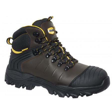 Chaussures de travail hautes SOLIDUR Cross Land